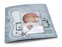 Faire-part naissance - Minimaliste
