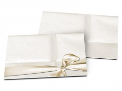 Carton d'invitation mariage - Précieuse lettre
