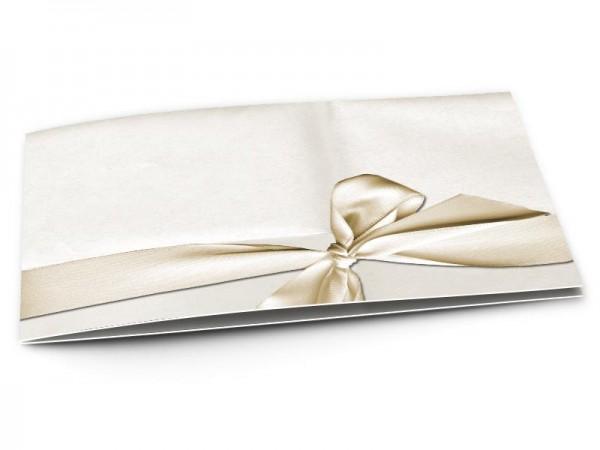Faire-part mariage - Précieuse lettre