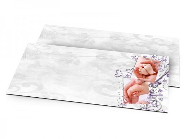 Faire-part naissance - Florilège de petites décorations