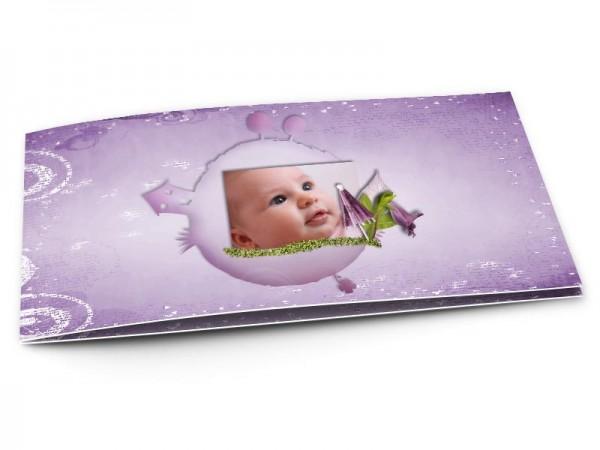 Faire-part naissance - Le monde merveilleux de bébé