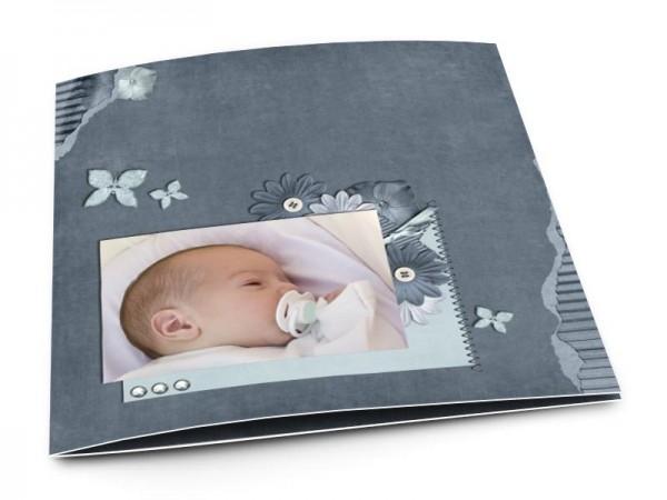Faire-part naissance - Carton d'emballage