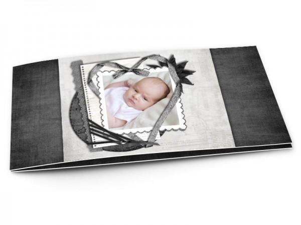 Faire-part naissance - Élégance intemporelle