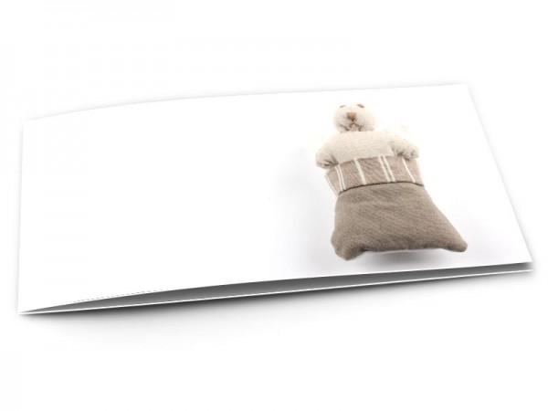 Faire-part naissance - La petite souris