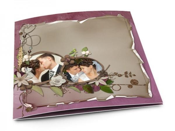 Remerciements mariage - Une moisson d'amour