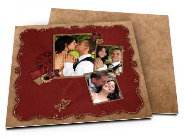 Remerciements mariage - L'heure de Cupidon
