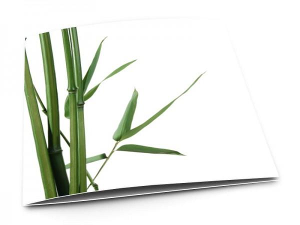 Remerciements mariage - Bouquet de bambous