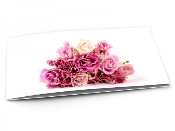 Remerciements mariage - Un bouquet presque parfait