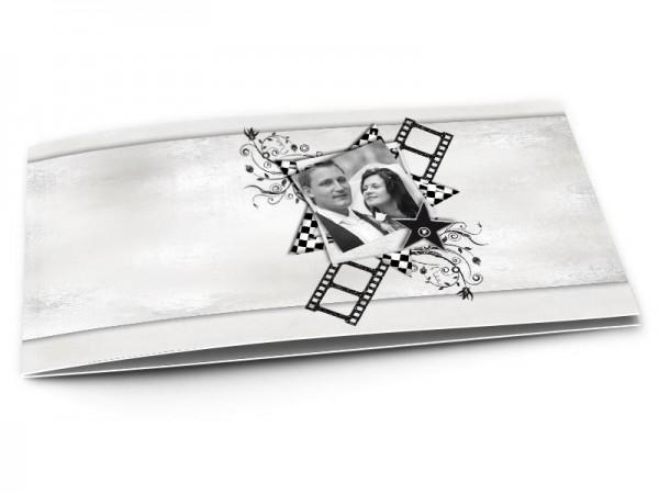 Remerciements mariage - Le cinéma – le septième art