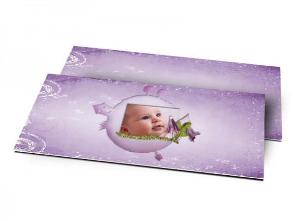 Remerciements naissance - Le monde merveilleux de bébé