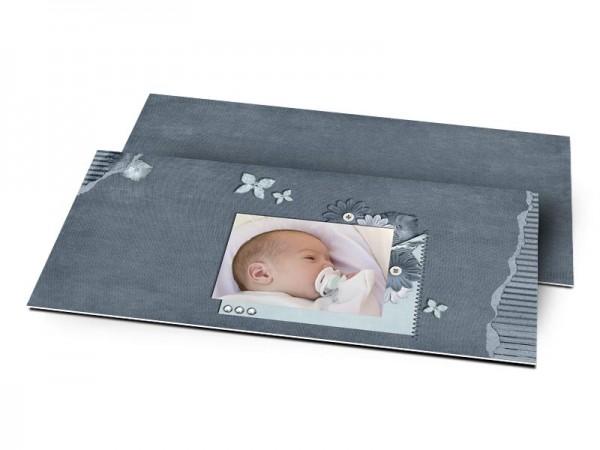 Remerciements naissance - Carton d'emballage