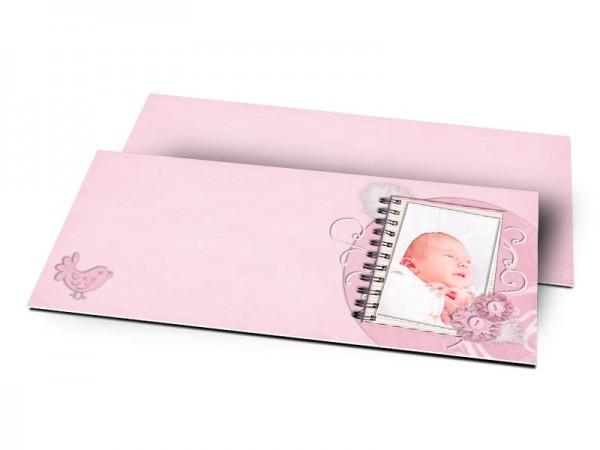 Remerciements naissance - Les objets de bébé