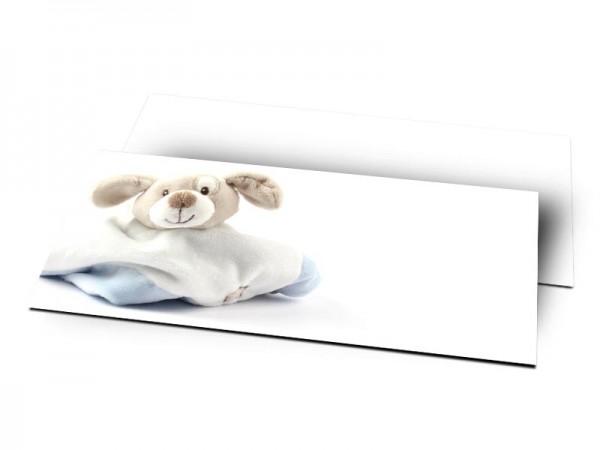 Remerciements naissance - Mon doudou préféré