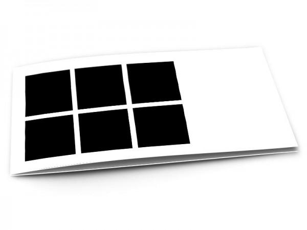 Pele-Mele - Pêle-mêle style 4: 6 photos carrées