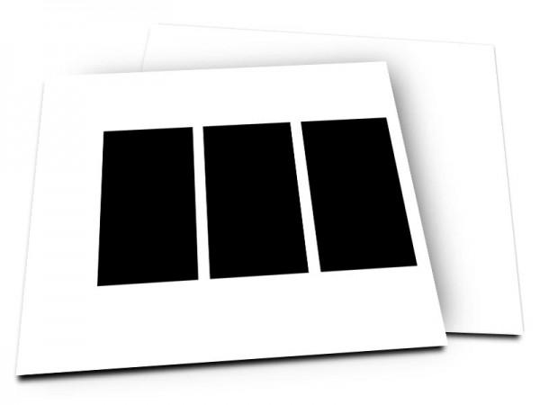 Pele-Mele - Pêle-mêle style 9: 3 photos verticales