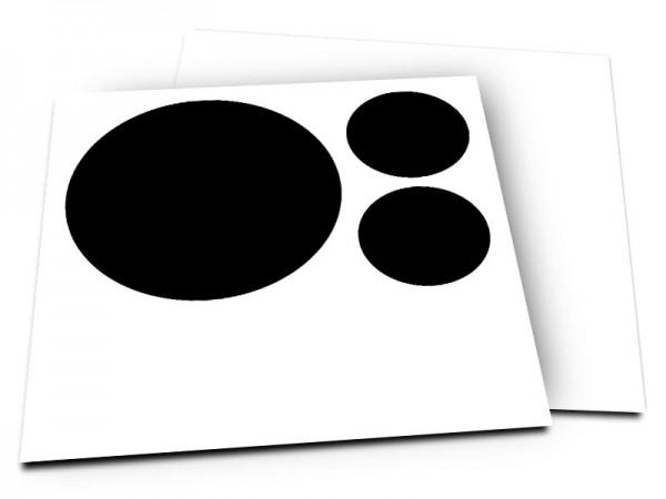 Pele-Mele - Pêle-mêle style 11: 6 photos rondes