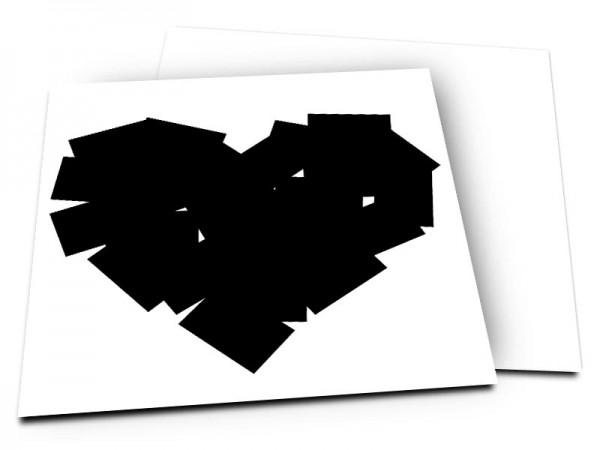 Pele-Mele - Pêle-mêle style 16: Coeur de 25 photos