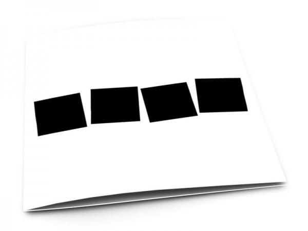 Pele-Mele - Pêle-mêle style 33: 4 photos carrées