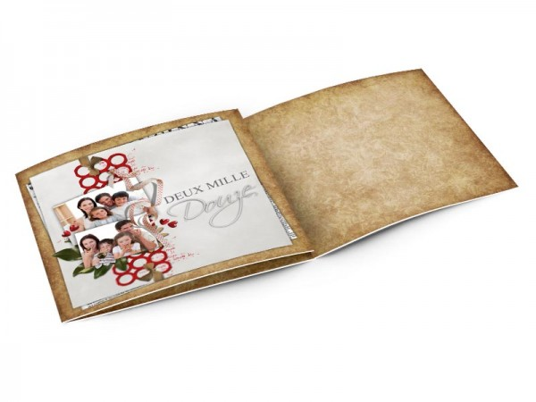 Cartes de voeux famille - Meilleurs voeux d'amour