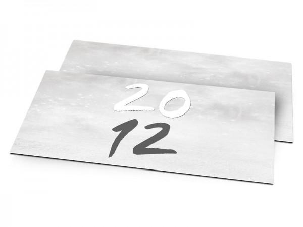 Cartes de voeux entreprise - Une année enchantée