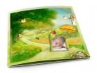 Faire-part naissance - Un jardin enchanté